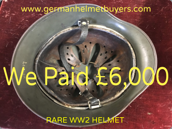 20% more paid for your militaria collection